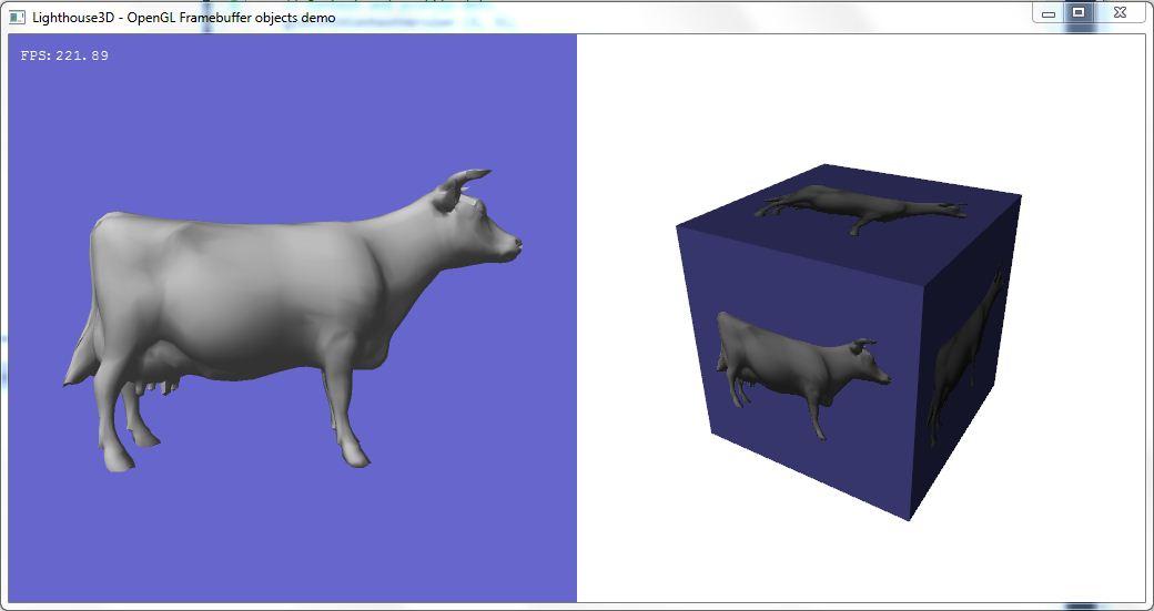 OpenGL Framebuffer Objects | Lighthouse3d com